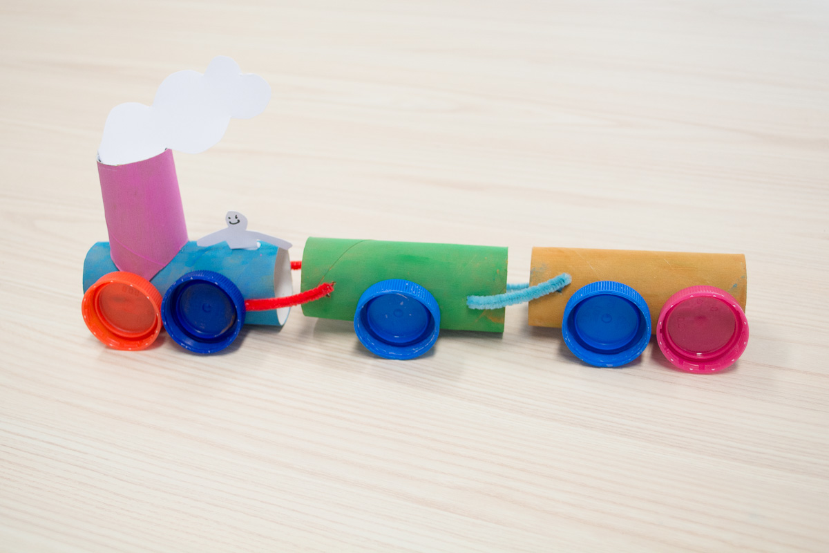 Make Your Own Building Site For Children